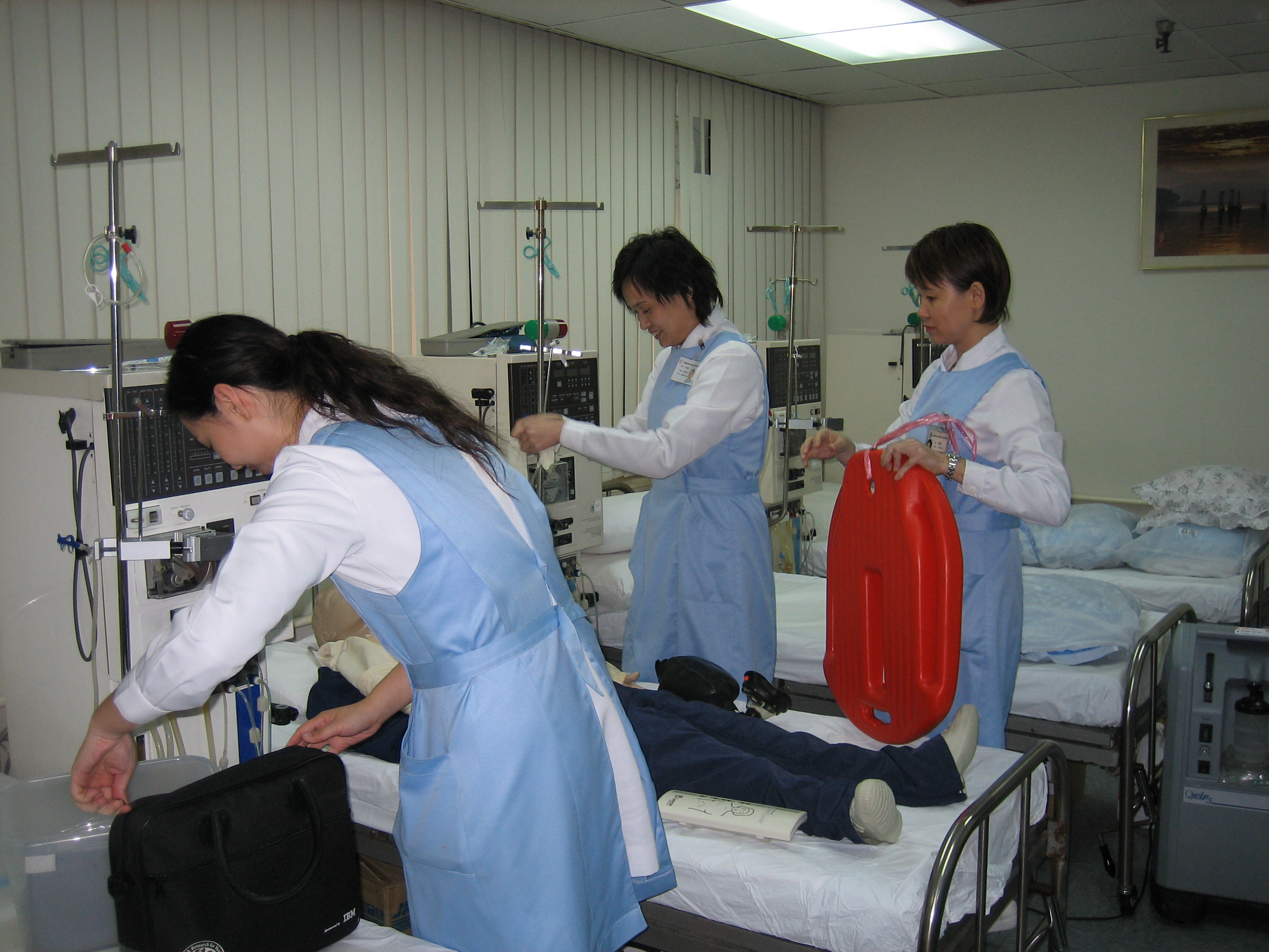 Our Dialysis Services The Integrated Dialysis Facilities